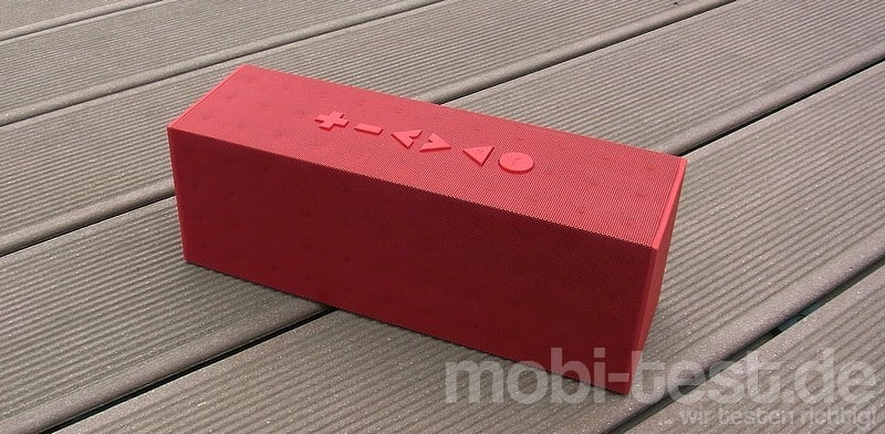die jawbone big jambox im test kleine box mit viel bumms. Black Bedroom Furniture Sets. Home Design Ideas