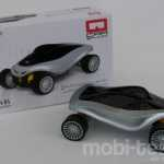 MAPTAQ Q-CAR SpyCar – das mit eimem Smartphone oder Tablet steuerbare Auto im Test