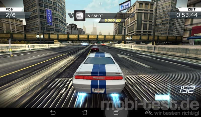 ASUS Memo Pad ME172V_Need for Speed
