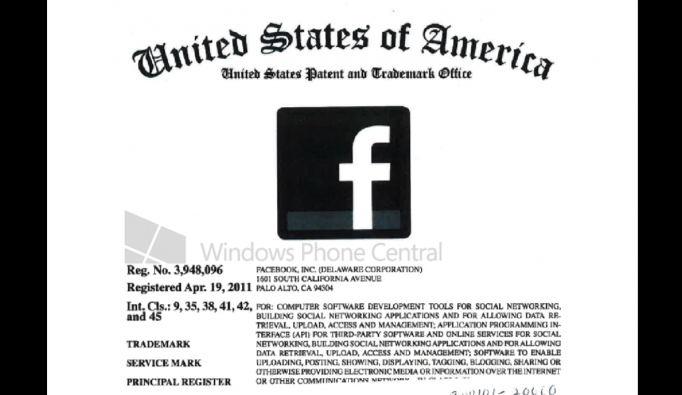 Facebook CD2