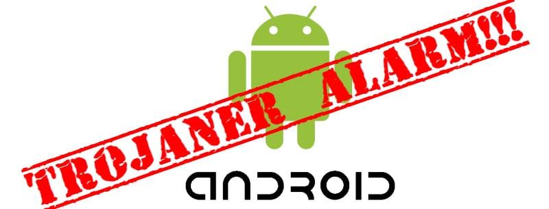 Android Trojaner Alarm