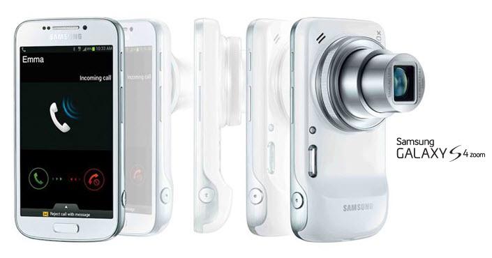 Samsung GALAXY S4 Zoom_Banner