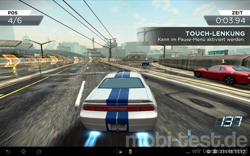 Sony Xperia Tablet Z Need fo Speed (2)