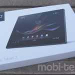 Sony Xperia Tablet Z im Dauertest – Teil 1 – Unboxing und erster Eindruck