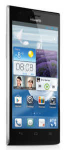 Huawei Ascend P2 Front