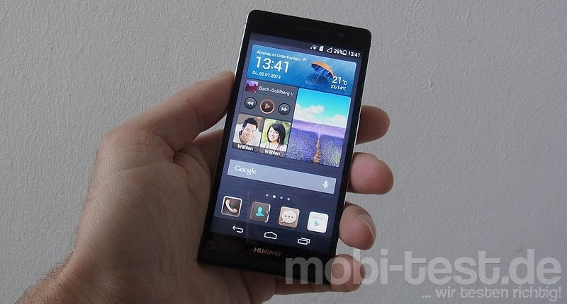 Huawei Ascend P6 Hands-On (8)