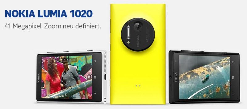 Nokia Lumia 1020 Banner2