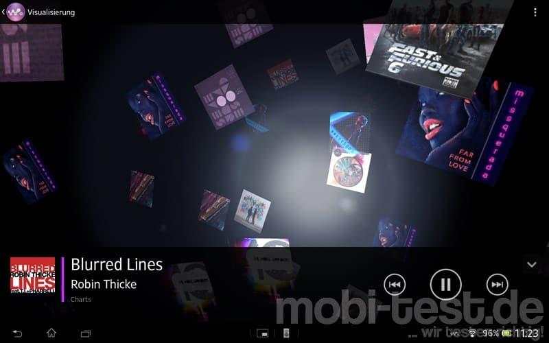 Sony Xperia Tablet Z Musik (2)