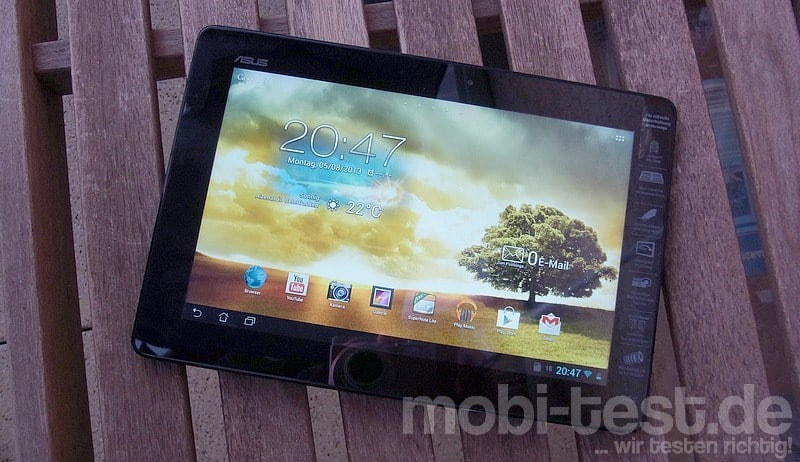 ASUS MeMo Pad Smart 10 ME301T Hands-On (2)