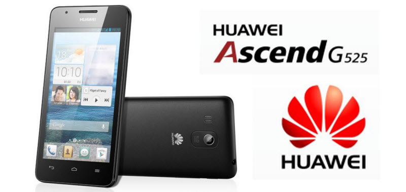 HUAWEI Ascend G525_Banner