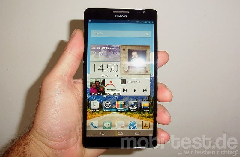 Huawei Ascend Mate Hands-On (5)