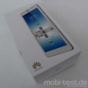 Huawei Ascend Mate Unboxing