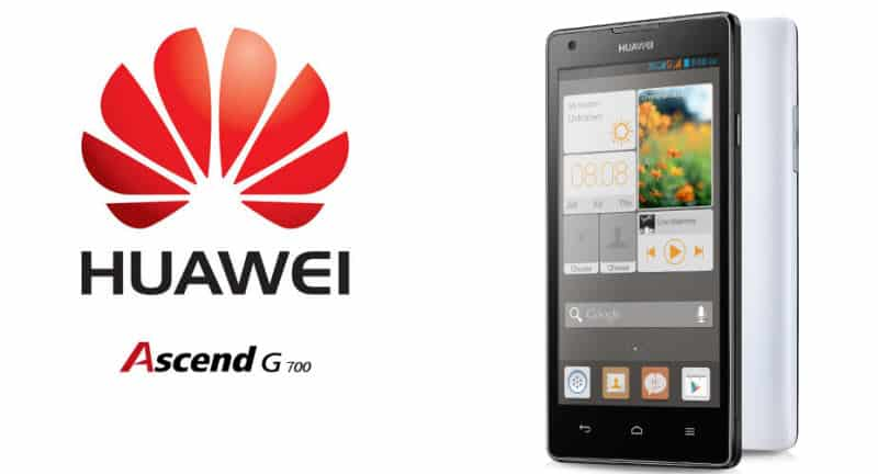 Huawei Ascend G700 Banner