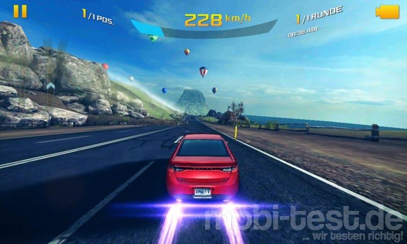 LG Optimus G Asphalt8