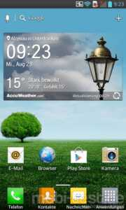 LG Optimus G Homescreen (1)