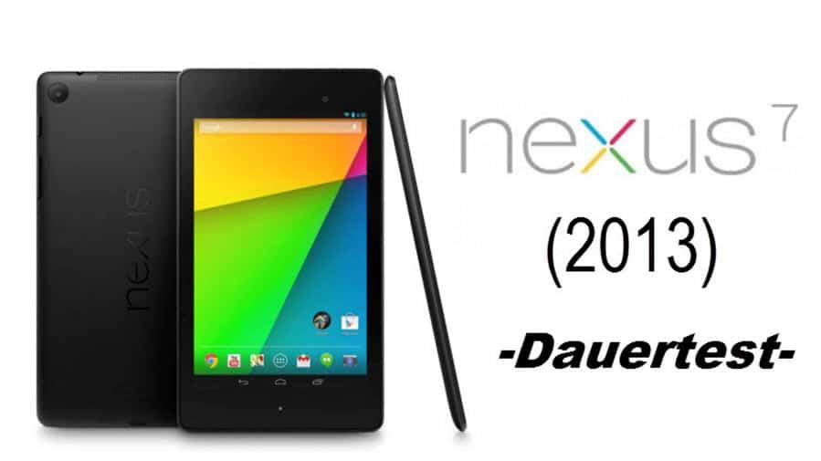 Nexus 7 Test Banner