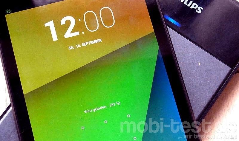 Nexus 7 neu Akku NFC