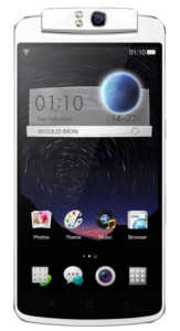 Oppo N1_Front