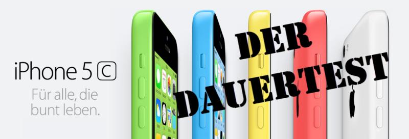 iPhone 5C Test