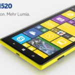 Nokia Lumia 1520 – Windows Phone 8 wird richtig groß