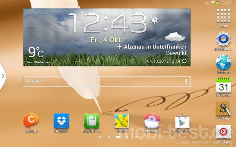 Samsung Galaxy Note 8.0 Screenshots (5)
