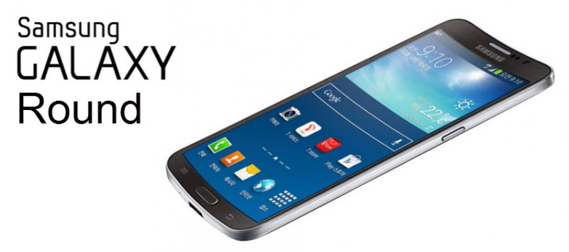 Samsung Galaxy Round_Banner