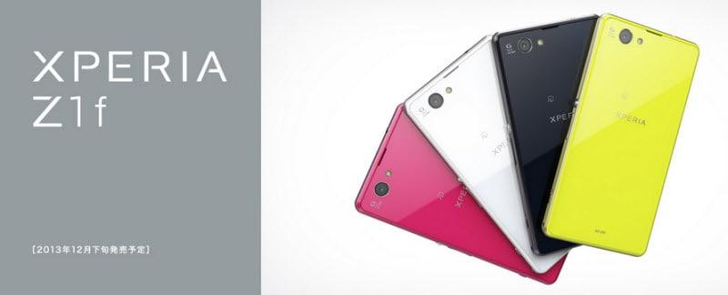 Sony Xperia Z1F_Banner