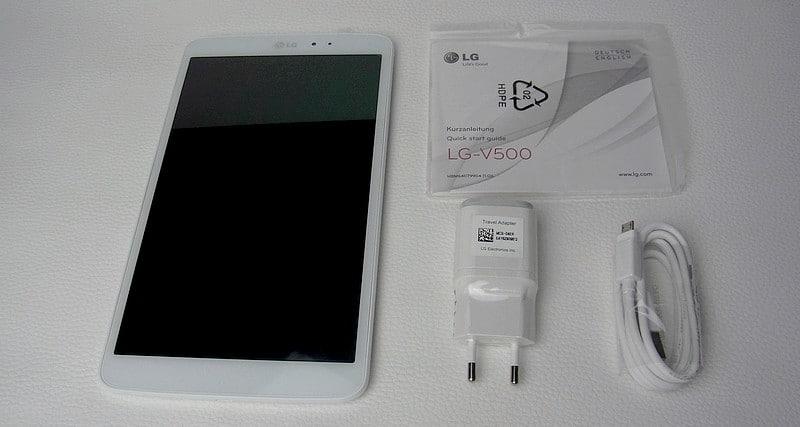 LG G Pad 8.3 Unboxing (2)
