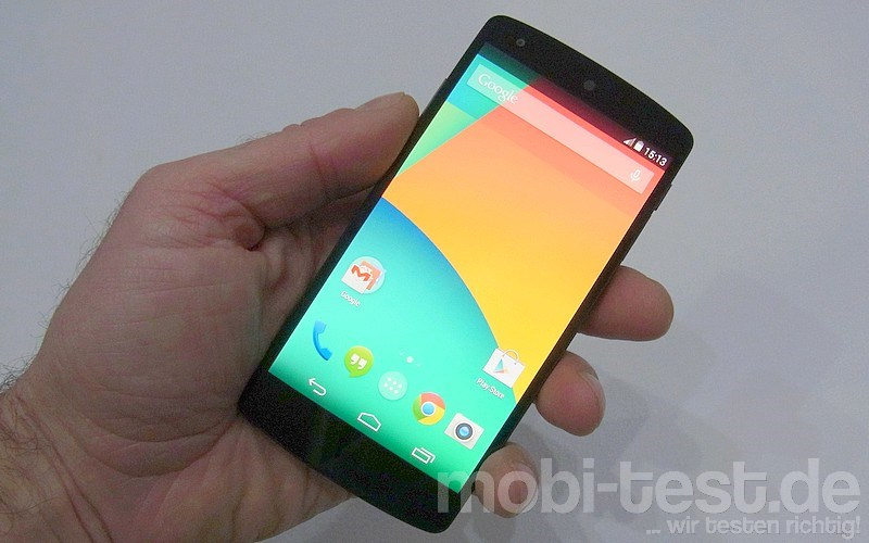 Nexus 5 Hands-On (10)