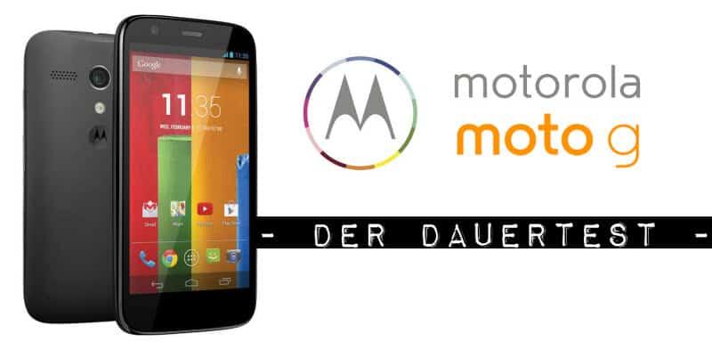 Motorola Moto G Banner