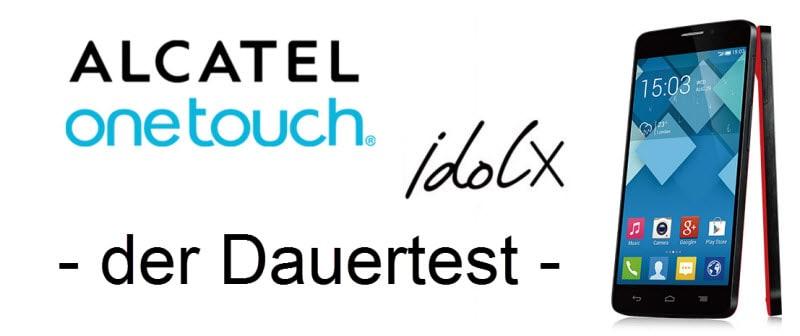 Alcatel Onetouch Idol X Banner
