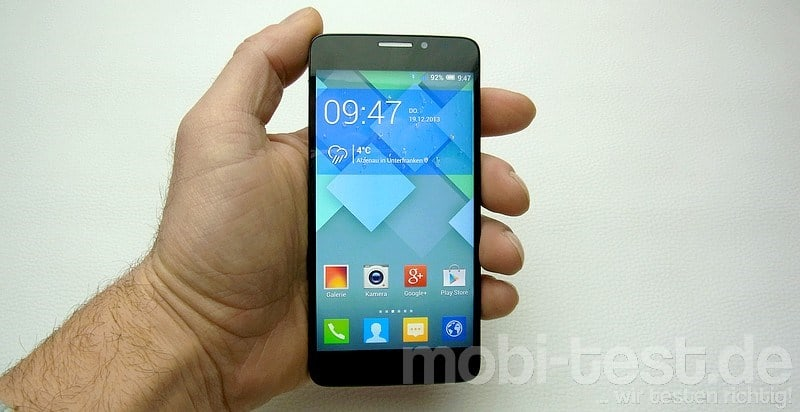 Alcatel Onetouch Idol X Hands-On (2)