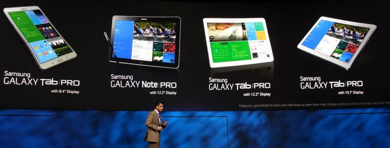 Galaxy Tablets Banner