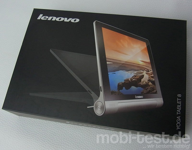 Lenovo Yoga Tablet 8 Unboxing (1)