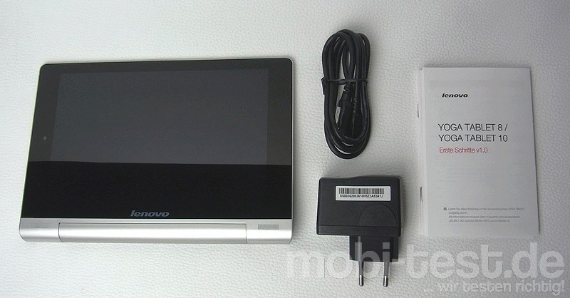 Lenovo Yoga Tablet 8 Unboxing (2)