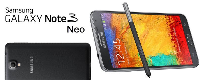 Samsung GALAXY Note 3 Neo Banner