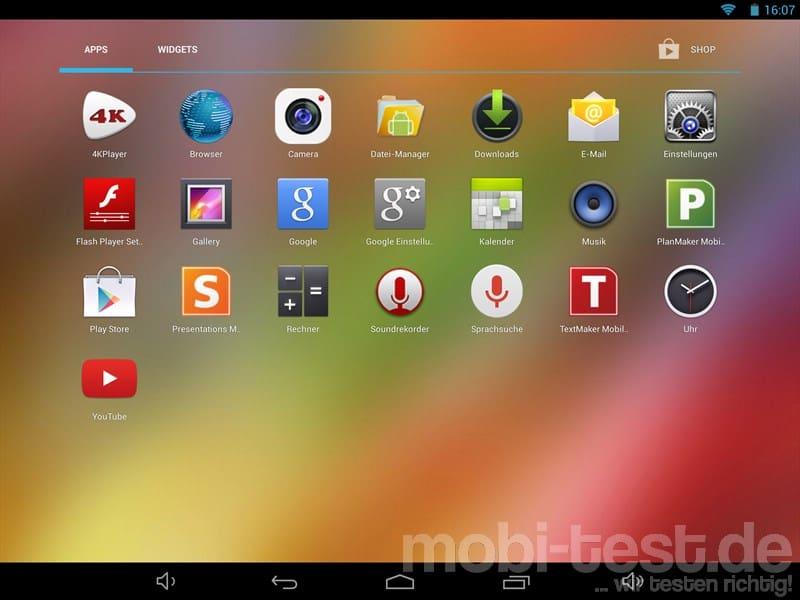 Blaupunkt Endeavour 1010 Screenshots (3)