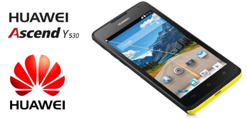 Huawei Ascend Y530 Banner