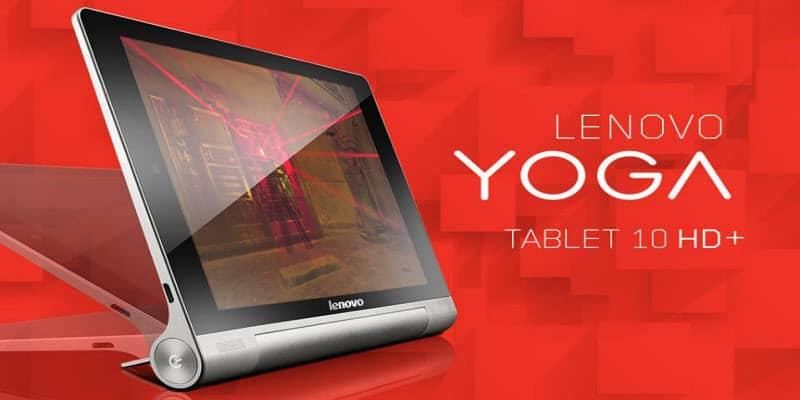 Lenovo Yoga Tablet 10 HD+_Banner