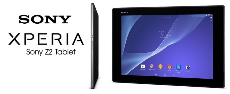 Sony Xperia Z2 Tablet Banner