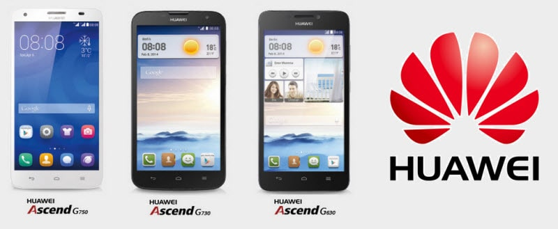 Huawei Ascend Banner