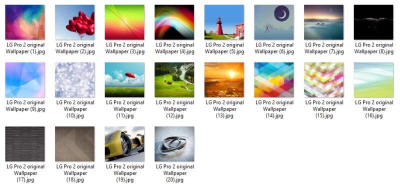LG Pro  2 Wallpaper