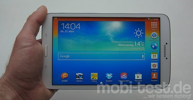 Samssung Galaxy Tab 3 8.0 Hands-On (5)