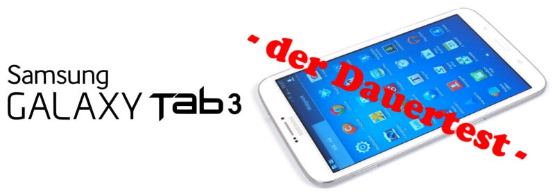 Samsung Galaxy Tab 3 Banner