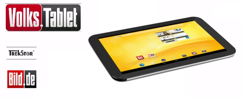 Trekstor Volks-Tablet_Banner