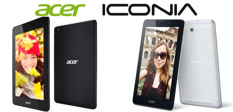 Acer Iconia Banner