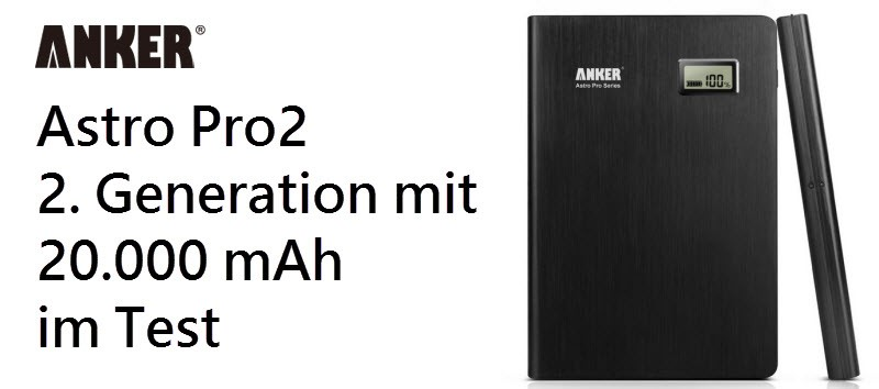 Anker Astro Pro 2