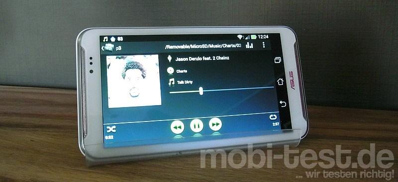 Asus FonePad Note 6 Klang