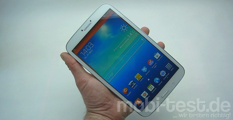 Samssung Galaxy Tab 3 8.0 Hands-On (1)