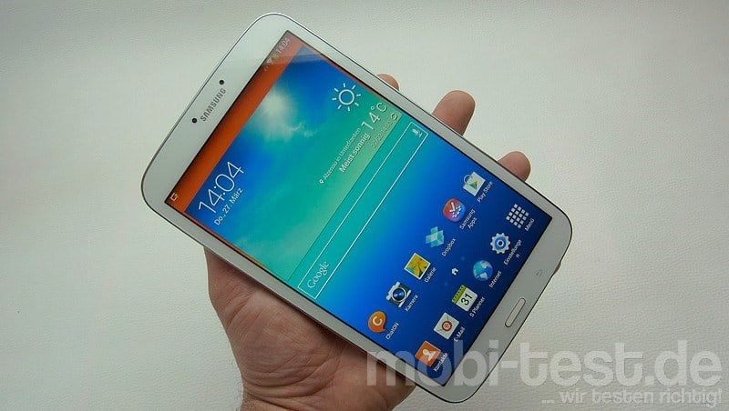 Samssung Galaxy Tab 3 8.0 Hands-On (3)